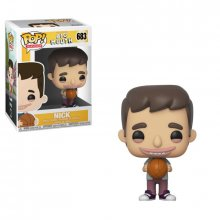 Big Mouth POP! Television Vinyl Figure Nick 9 cm