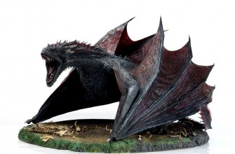 Game of Thrones Socha 1/6 Drogon 59 x 45 x 88 cm