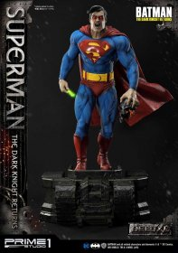 Batman: The Dark Knight Returns Socha 1/3 Superman Deluxe Ver.