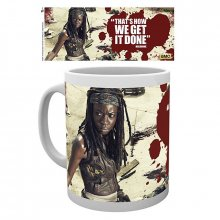 Walking Dead hrnek Michonne