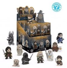 Lord of the Rings / Hobbit Mystery Minis Vinyl mini figurky 6 cm