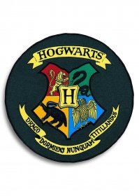 Harry Potter Carpet Bradavice Shield 100 x 100 cm