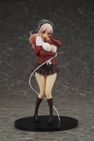 Super Sonico Statue 1/6 Super Sonico See Through When Wet Photo
