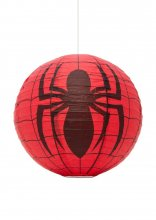Marvel Comics Paper Light Shade Spider-Man 30 cm