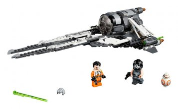LEGO® Star Wars™ - Black Ace TIE Interceptor