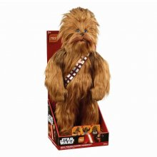 Star Wars Mega Poseable Talking Plyšák Roaring Chewbacca 6