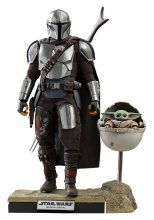 Star Wars The Mandalorian Akční figurka 2-Pack 1/6 The Mandalori