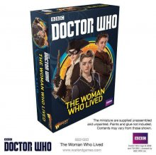 Doctor Who Exterminate! Miniatures The Woman who lived *English