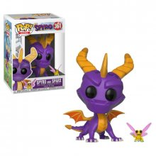 Spyro the Dragon POP! Games Vinyl Figure Spyro & Sparx 9 cm