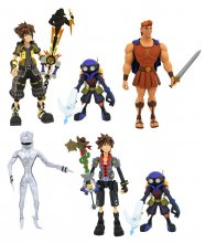 Kingdom Hearts 3 Select Akční Figurky 18 cm 2-Packs Series 2 As