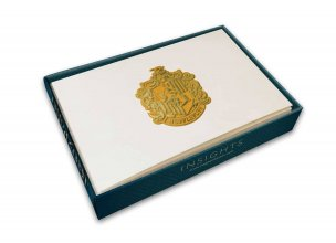 Harry Potter Foil Gift Enclosure Cards 10-Pack Mrzimor 89 x 5