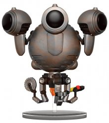 Fallout 4 POP! Games Vinyl Figure Codsworth (Battle) 9 cm