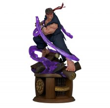 Street Fighter Ultra Socha 1/4 Evil Ryu 52 cm