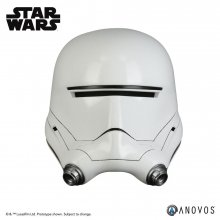 Star Wars Episode VII Replica 1/1 First Order Flametrooper Helme