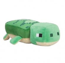 Minecraft Happy Explorer Plyšák Sea Turtle 18 cm