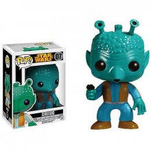 Star Wars POP! Bobble-Head figurka Greedo Black Box 9 cm