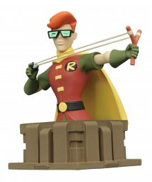 Batman The Animated Series Bust Dark Knight Robin 13 cm