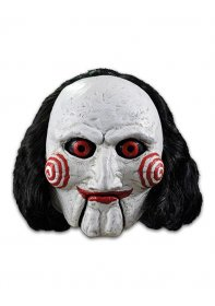 Saw latexová maska Billy Puppet