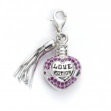 Harry Potter x Swarovski Charm Love Potion (Sterling Silver)