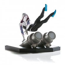 Marvel Comics Battle Diorama Spider-Gwen 16 cm Iron Studios