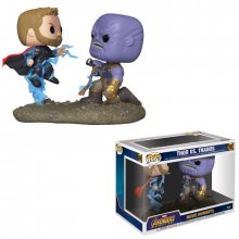 Marvel POP! Movie Moments Vinyl Figures 2-Pack Thor & Thanos 9 c