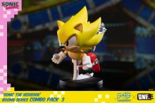Sonic The Hedgehog BOOM8 Series PVC figurka Vol. 06 Super Sonic