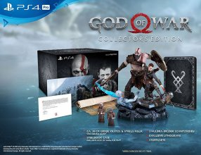 God of War (2018) Collector's Edition