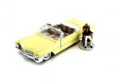 Scarface Diecast Model 1/24 1963 Cadillac Series 62