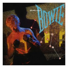 David Bowie Rock Saws skládací puzzle Let´s Dance (1000 pieces)