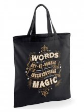 Harry Potter Tote Bag Words of Magic