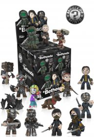 Bethesda All Stars Mystery mini figurky 5 cm Display (12)