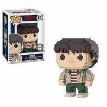 Stranger Things POP! 8-BIT Vinylová Figurka Mike 9 cm