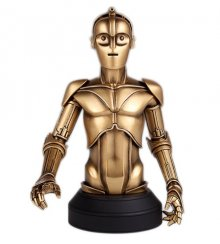 Star Wars busta McQuarrie Concept C-3PO SDCC 2013 Exclusive 16cm