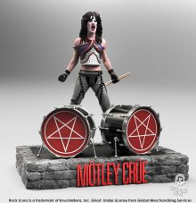 Mötley Crüe Rock Iconz Socha 1/9 Tommy Lee 22 cm