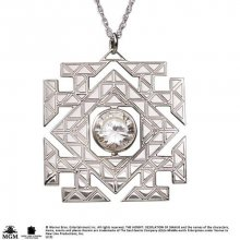 The Hobbit An Unexpected Journey Pendant Arkenstone (Sterling Si