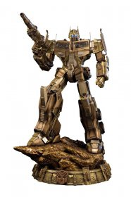 Transformers Generation 1 Socha Optimus Prime Gold Version 61 c