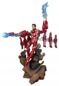 Avengers Infinity War Marvel Movie Gallery PVC Socha Iron Man M