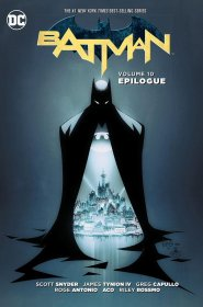 DC Comics Comic Book Batman Vol. 10 Epilogue by Scott Snyder eng