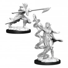 Magic the Gathering Deep Cuts Unpainted Miniatures Joraga Warcal