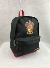 Harry Potter Backpack Gryffindor Black Burgundy