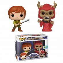 The Black Cauldron POP! Disney Vinyl Figures 2-Pack Taran & Horn