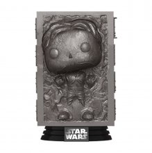 Star Wars POP! Movies Vinylová Figurka Han in Carbonite Empire S