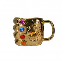 Marvel Shaped Hrnek Infinity Gauntlet