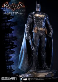 Batman Arkham Knight 1/3 Socha Batman Prestige Batsuit v8.05 86