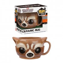 Strážci Galaxie Hrnek Pop! Rocket Raccoon