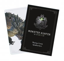 Monster Hunter World herní karty Monsters