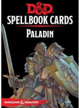 Dungeons & Dragons Spellbook Cards: Paladin Deck *English Versio