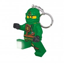 Lego Ninjago Mini-Flashlight with Keychains Lloyd
