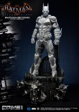 Batman Arkham Knight 1/3 Socha Batman Beyond White Version 84 c