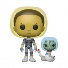 Rick & Morty POP! Animation Vinylová Figurka Space Suit Morty 9